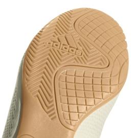Beltéri cipő adidas X Tango 18.4 az M DB2485-ben fehér fehér 4