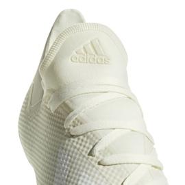 Foci cipő adidas X 18.3 Fg M DB2184 fehér fekete, fehér 3