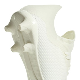 Foci cipő adidas X 18.3 Fg M DB2184 fehér fekete, fehér 4