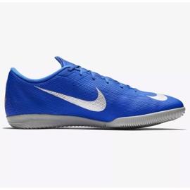Nike Mercurial Vapor Ic M AH7383-400 beltéri cipő kék kék 1