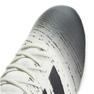 Adidas Nemeziz 18.3 Tf M D97986 futballcipő fehér fehér 3