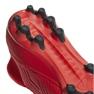 Adidas Predator 19.3 Ag M D97944 futballcipő piros piros 3