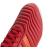 Beltéri cipő adidas Predator 19.3, Jr CM8544 piros piros 4
