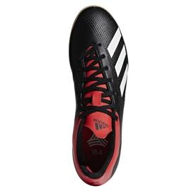 Adidas X 18.4 M BB9405 beltéri cipőben fekete fekete 2