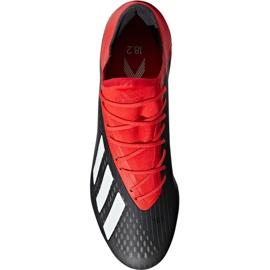 Foci cipő adidas X 18.2 Fg M BB9362 fekete fekete 1