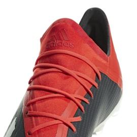 Foci cipő adidas X 18.2 Fg M BB9362 fekete fekete 5