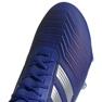 Adidas Predator 19.1 Sg M BC0312 futballcipő kék kék 3
