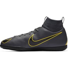 Beltéri cipő Nike Mercurial Superfly X 6 Club Ic Jr AH7346-070 szürke fekete 1