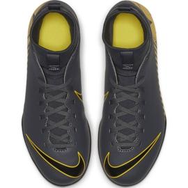 Beltéri cipő Nike Mercurial Superfly X 6 Club Ic Jr AH7346-070 szürke fekete 2