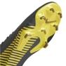 Nike Mercurial Vapor 12 Pro Fg M AH7382-070 futballcipő szürke szürke / ezüst 4