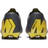 Nike Mercurial Vapor 12 Pro Fg M AH7382-070 futballcipő szürke szürke / ezüst 6