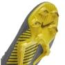Nike Mercurial Vapor 12 Elite Fg M AH7380-070 futballcipő szürke szürke / ezüst 4