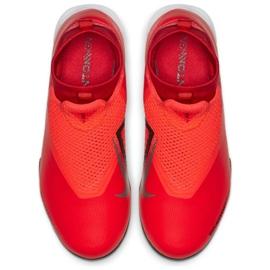 Beltéri cipő Nike Phantom Vsn Academy Df Ic Jr AO3290-600 piros piros 2