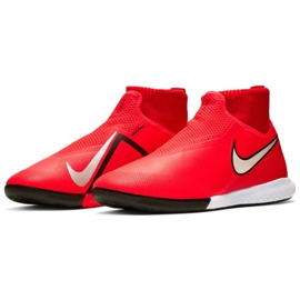 Beltéri cipő Nike React Phantom Vsn Pro Df Ic M AO3276-600 piros piros 3