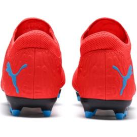 Futballcipő Puma Future 19.4 Fg Ag M 105545 01 piros sokszínű 3