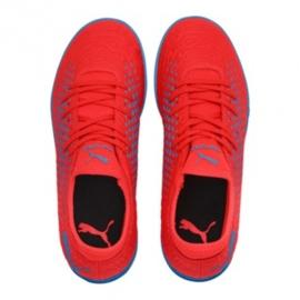 Futballcipő Puma Future 19.4 Tt Jr 105558 01 piros piros 1