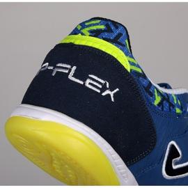 Beltéri cipő Joma Top Flex 804 In M J10012001.804.IN kék kék 3