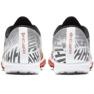 Nike Mercurial Vapor X 12 Academy futballcipő Neymar Tf M AO3121-170 szürke szürke / ezüst 5