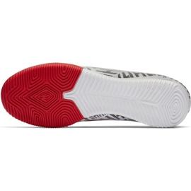 Nike Mercurial Vapor X 12 Academy cipő Neymar Ic M AO3122-170 szürke szürke / ezüst 3