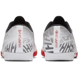 Nike Mercurial Vapor X 12 Academy cipő Neymar Ic M AO3122-170 szürke szürke / ezüst 4