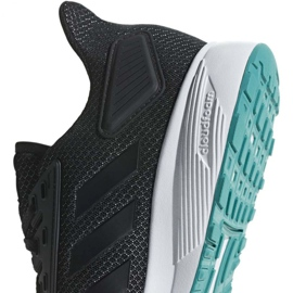 Adidas Duramo 9 M F34494 futócipő fekete 4