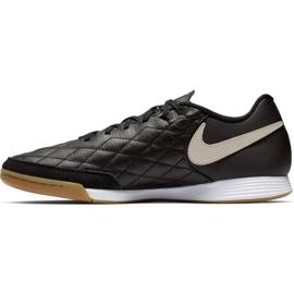 Beltéri cipő Nike Tiempo Legend X 7 Academy 10R Ic M AQ2217-027 fekete fekete 2