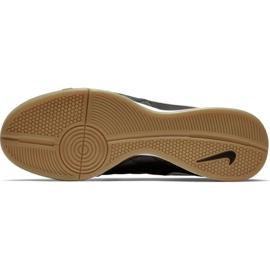 Beltéri cipő Nike Tiempo Legend X 7 Academy 10R Ic M AQ2217-027 fekete fekete 5