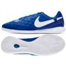 Beltéri cipő Nike Tiempo Lunar LegendX 7 Pro 10R Ic M AQ2211-410 kék kék 2