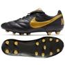 Nike The Nike Premier Ii Fg M 917803-077 futballcipő fekete fekete 2