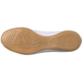 Beltéri cipő adidas X 18.4 M BB9407-ben fehér sokszínű 3