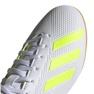 Beltéri cipő adidas X 18.4 M BB9407-ben fehér fehér 5