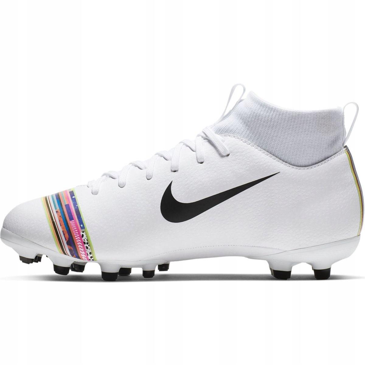 cipő Futball Nike Mercurial Superfly 6 Academy FGMG M AH7362 801
