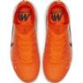 Labdarúgás cipő Nike Mercurial Superfly 6 Elite Fg Jr AH7340-801 fehér, narancs piros 1