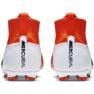 Labdarúgás cipő Nike Mercurial Superfly 6 Elite Fg Jr AH7340-801 fehér, narancs piros 4