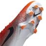 Labdarúgás cipő Nike Mercurial Superfly 6 Elite Fg Jr AH7340-801 fehér, narancs piros 5