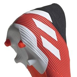 Foci csizma adidas Nemeziz 19.3 Ll Fg M F99997 piros piros 3