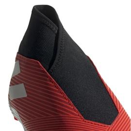 Foci csizma adidas Nemeziz 19.3 Ll Fg M F99997 piros piros 4