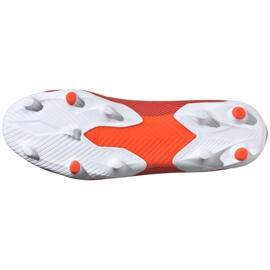 Foci csizma adidas Nemeziz 19.3 Ll Fg M F99997 piros piros 5