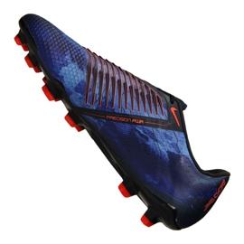 Labdarúgás cipő Nike Phantom Vnm Elite Fg M AO7540-440 fekete sokszínű 1
