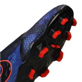 Labdarúgás cipő Nike Phantom Vnm Elite Fg M AO7540-440 fekete sokszínű 10