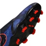 Labdarúgás cipő Nike Phantom Vnm Elite Fg M AO7540-440 fekete fekete 10