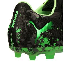 Futballcipő Puma Future 19.1 Netfit Low Fg / Ag M 105534 02 fekete fekete 1