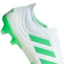 Adidas Copa 19.1 Fg M BB9186 futballcipő fehér fehér 3