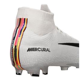 Labdarúgás cipő Nike Superfly 6 Elite Fg M AJ3547-009 fehér fehér 2