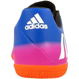 Adidas Messi 16.3 az M BA9018 beltéri cipőben kék kék 2