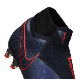 Labdarúgás cipő Nike Phantom Vsn Elite Df AG-Pro M AO3261-440 sötétkék haditengerészet 9