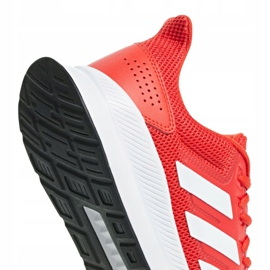 Adidas Runfalcon M F36202 edzőcipő piros 1
