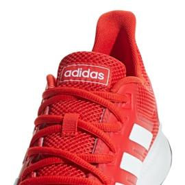 Adidas Runfalcon M F36202 edzőcipő piros 2