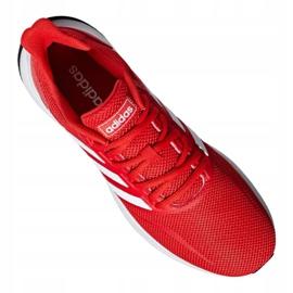 Adidas Runfalcon M F36202 edzőcipő piros 3