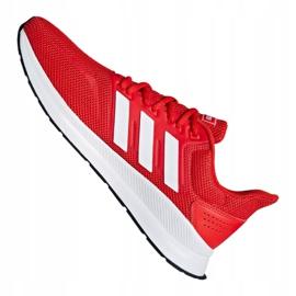 Adidas Runfalcon M F36202 edzőcipő piros 5